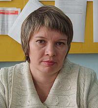 Беккер Надежда Александровна