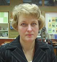 Комаровская Елена Владимировна